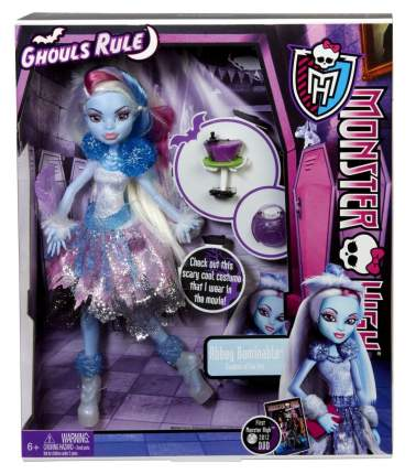 Кукла Monster High Эбби Боминейбл Маскарад Y0366