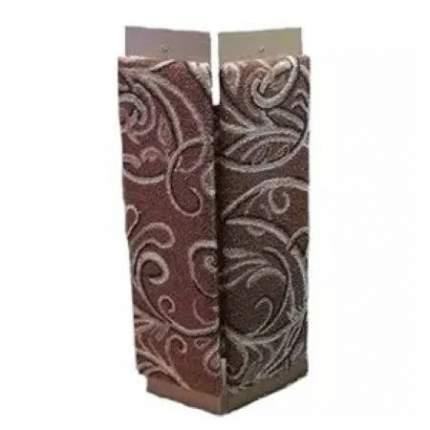 Когтеточка Simon, ковровая с пропиткой, угловая, в ассортименте, 60х30 см