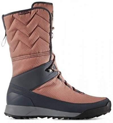 Ботинки Adidas Choleah High, коричневые, 4 UK