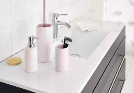 Дозатор для жидкого мыла Beaute розовый