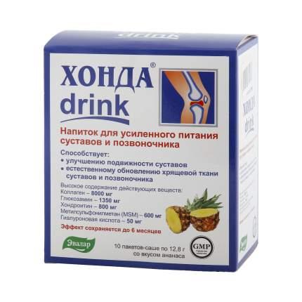 Хонда drink Эвалар порошок 12,8 г 10 шт.