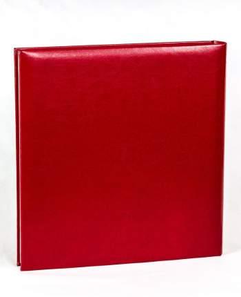 """Фотоальбом """"Сердце"""" обложка однотонная эко-кожа, 60 магнитных страниц 31х32 см"""