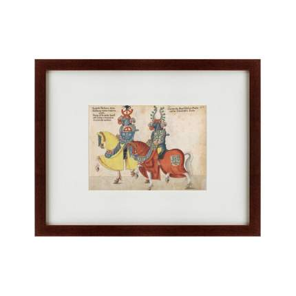 Литография NÜREMBERG №1, 1539-1561, 47х60см, Картины в Квартиру