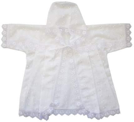 Крестильный набор Папитто универсальный Белый 1316
