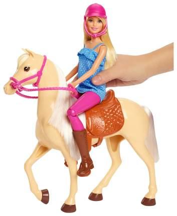 Кукла Mattel Barbie FXH13 с лошадью