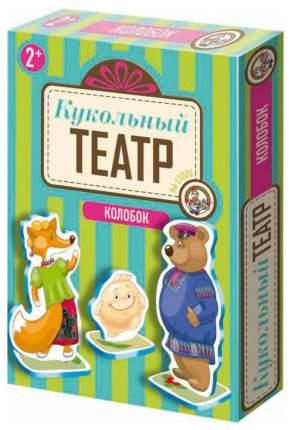 Кукольный театр Десятое Королевство настольный Колобок