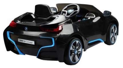 Радиоуправляемый детский электромобиль Jiajia BMW i8 Concept Черный