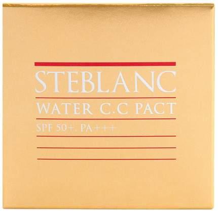 СС средство Steblanc Water CC Pact 23 Натуральный бежевый 11 мл