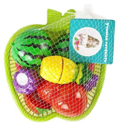 Набор фруктов игрушечный Mary Poppins Фрукты в яблоке 453046
