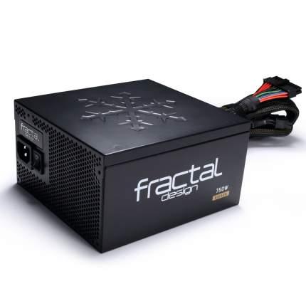 Блок питания компьютера  Fractal Design Edison M FD-PSU-ED1B-750W ATX12V V2,4  750Вт