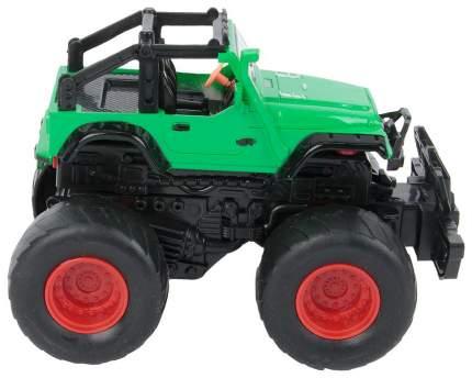 Машинка инерционная Игруша Джип KLX500-113 Зеленый