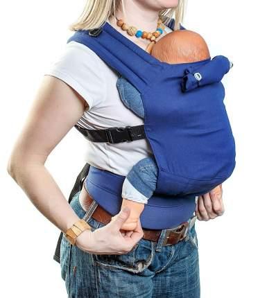 Эргономичный рюкзак SlingMe Blue Комфорт