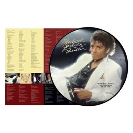 Виниловая пластинка Michael Jackson Thriller (Picture Disc)(LP)