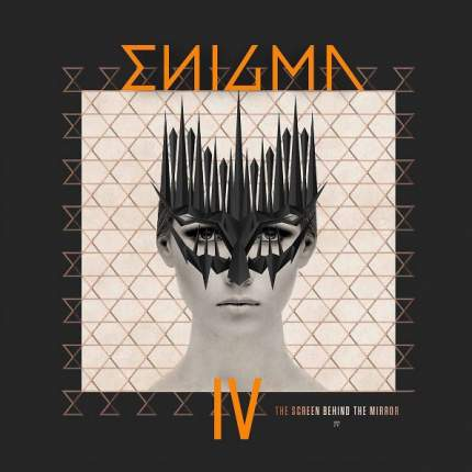 Enigma  The Screen Behind The Mirror (Coloured Vinyl)(LP)