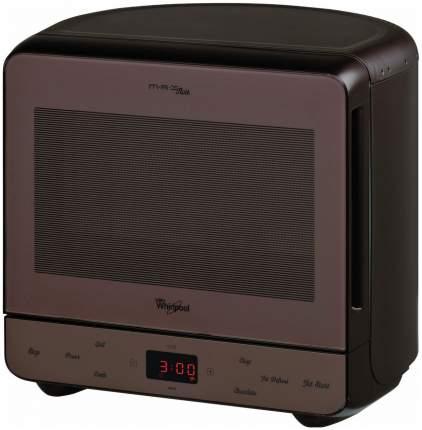 Микроволновая печь с грилем Hotpoint-Ariston MWHA 13321 CAC brown