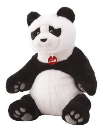 Мягкая игрушка Trudi Панда Кевин, 45 см сидячая