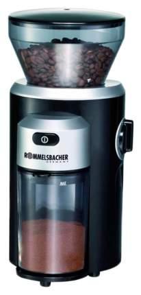 Кофемолка Rommelsbacher EKM 300 Серебристый, черный