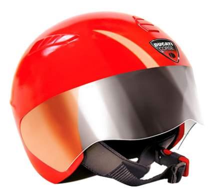 Peg-perego cs0707 пег-перего шлем ducati красный
