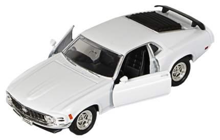 Коллекционная модель Welly Ford Mustang 1970 49767 1:34