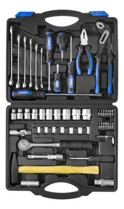 Набор столярно-слесарного инструмента СИБИН 27765-H56