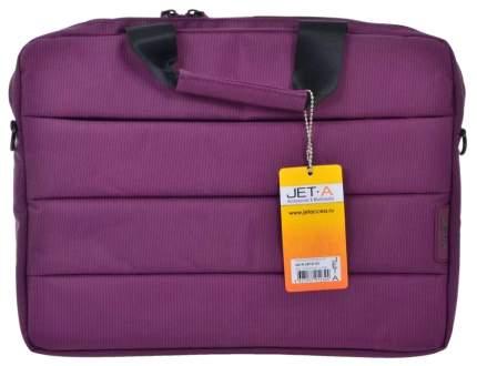 """Сумка для ноутбука 14"""" Jet.A LB 14-33 Violet"""