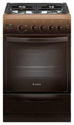 Газовая плита GEFEST ПГ 5100-04 0001 Brown