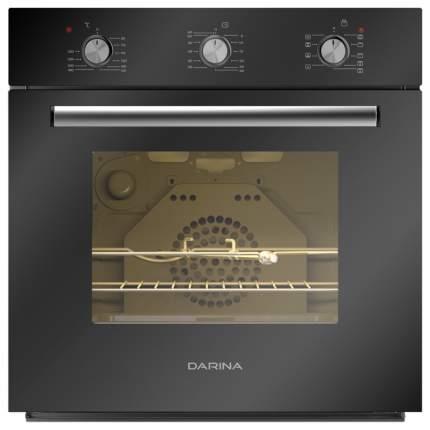 Встраиваемый электрический духовой шкаф Darina 1V5 BDE 111 705 B Black