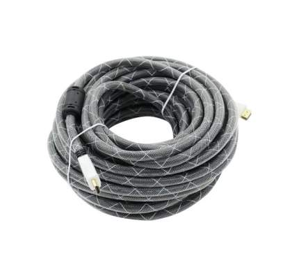 Кабель Behpex HDMI - HDMI, 20м White/Black (794337)
