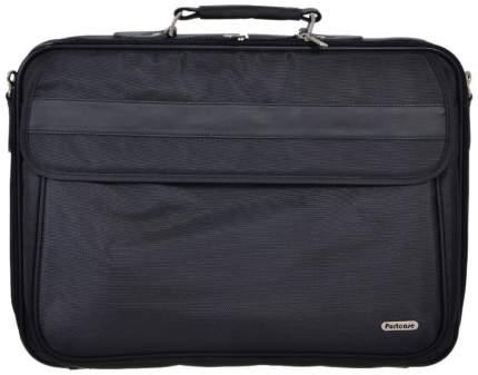 """Сумка для ноутбука 15.6"""" PortCase KCB-X02 черная"""