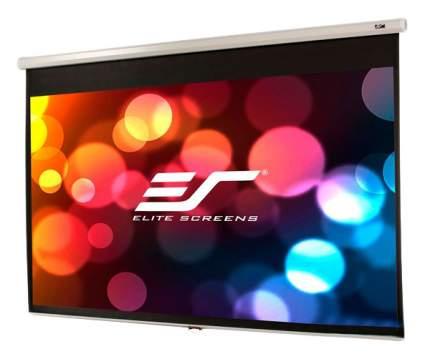Экран для видеопроектора Elite Screens Manual M136XWS1 Белый
