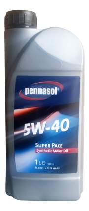 Моторное масло Pennasol Super Pace SAE 5W-40 1л