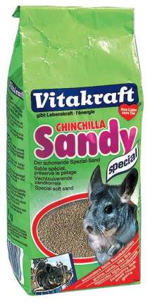 Песок для купания шиншилл Vitakraft CHINCHILLA SANDY 1 кг