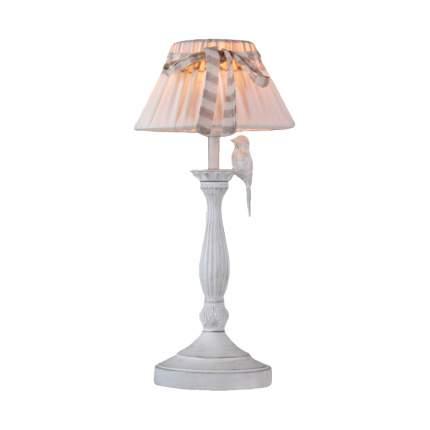 Настольный светильник Maytoni Bird ARM013-11-W бежевый