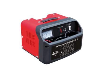 Зарядное устройство Elitech УЗ 15
