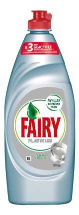 Средство для мытья посуды Fairy ледяная свежесть 650 мл