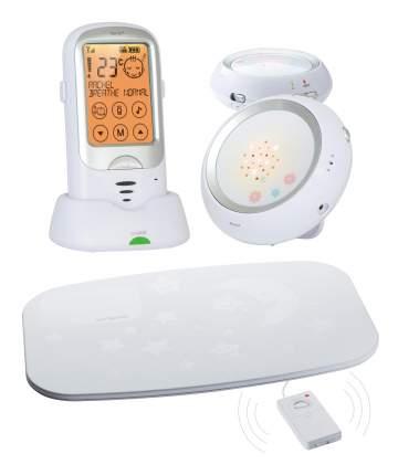 Радионяня с двумя детскими Ramili Baby блоками и монитором дыхания