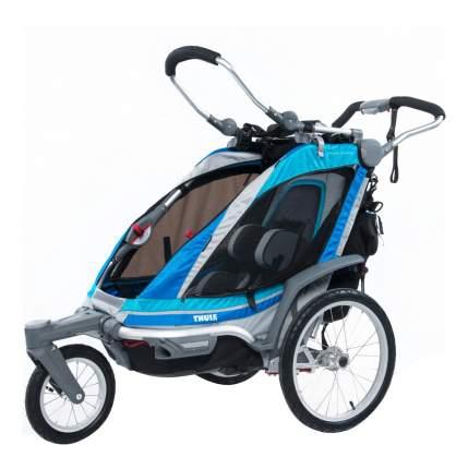 Коляска 2 в 1 Thule Chariot Chinook-1 синий