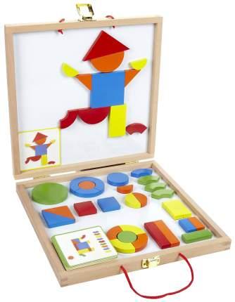 Семейная настольная игра Djeco Геоформ