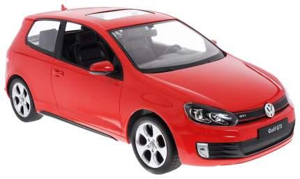 Радиоуправляемая машинка Rastar Volkswagen Golf GTI 1:12 красная 44600