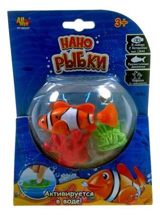 Игрушка для купания Abtoys Нано Рыбки