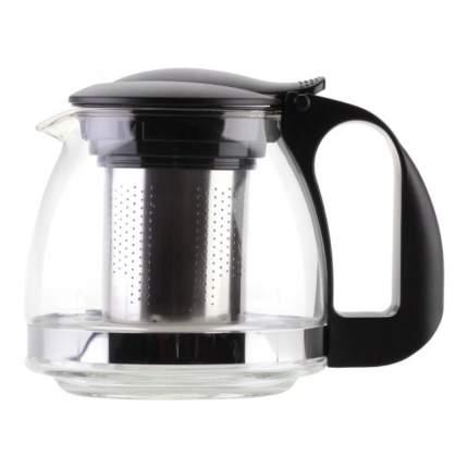 Заварочный чайник Walmer Aster 0.7 л черный