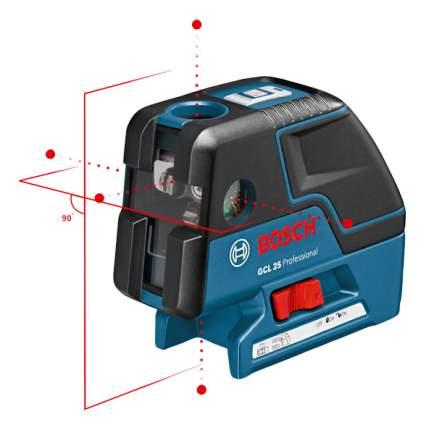 Лазерный нивелир Bosch GCL 25 0601066B00