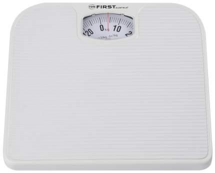 Весы First FA-8020 White