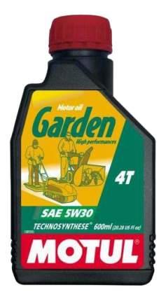 Для четырехтактных двигателей MOTUL Garden 4T 5W-30 106989