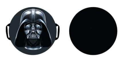 Ледянка детская 1TOY Star Wars Darth Vader 52 см, круглая
