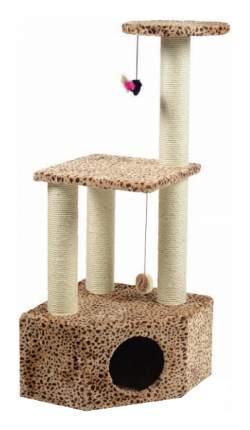 Комплекс для кошек Triol 3ур. 108см 44см