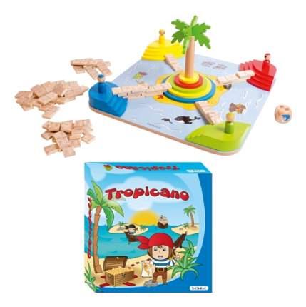 Семейная настольная игра Beleduc Тропикана