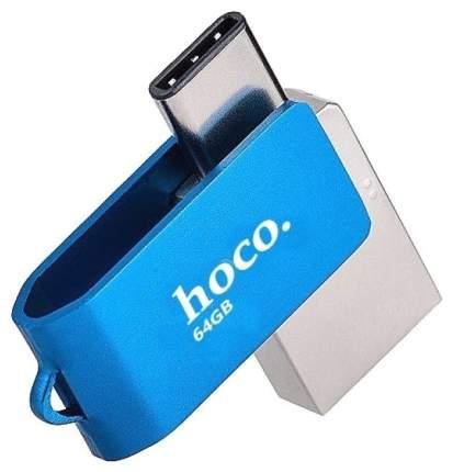 Флэш диск OTG Hoco Premium UD3 561253 Синий