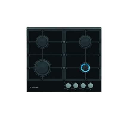 Встраиваемая варочная панель газовая Schaub Lorenz sLK GY6221 Black