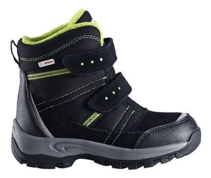 Ботинки Reima зимние Reimatec Visby black р.26